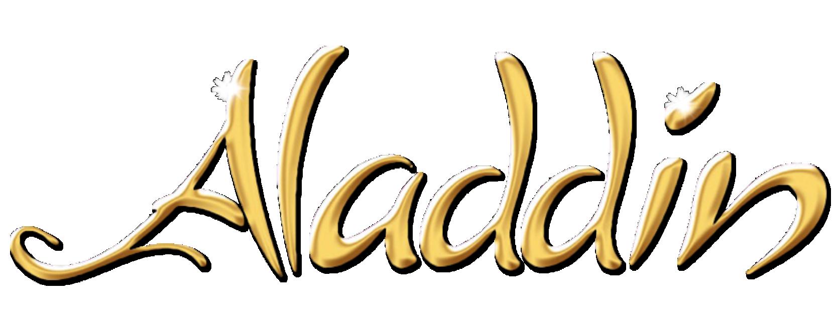 Resultado de imagem para aladdin logo