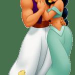 Aladdin – Alladin e Jasmine 6 PNG