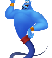 Aladdin - Gênio 2 PNG