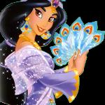 Aladdin – Jasmine 5 PNG