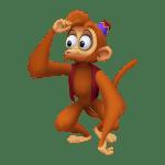 Aladdin – Macaco Abu PNG