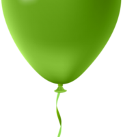 Balões - Balão Verde