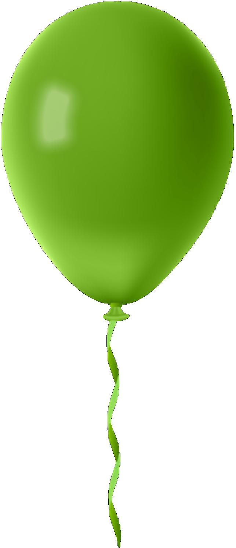 Baloes Balao Verde Png Imagens E Moldes Com Br Baloes