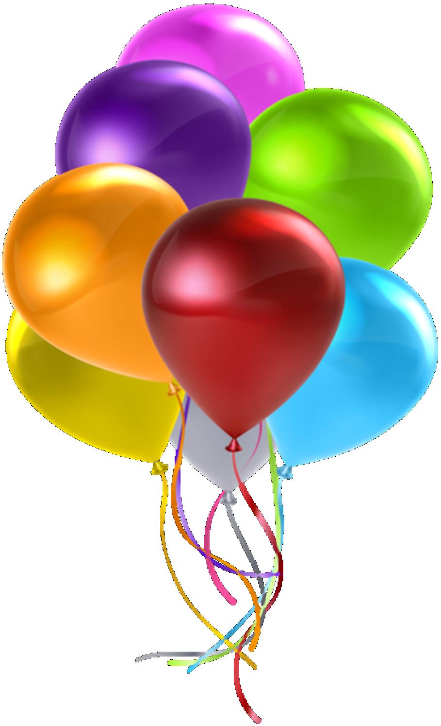 Baloes Conjunto De Baloes Coloridos 3 Png Imagens E Moldes Com Br