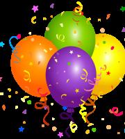 Balões - Conjunto de Balões Coloridos 5