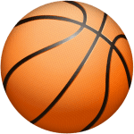 Basquete – Bola de Basquete 2 PNG