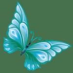 Borboletas – Borboleta Verde PNG