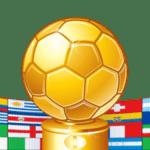 Copa do Mundo Rússia 2018 – Bola de Ouro PNG