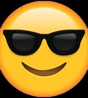 8a9d008db6cc2 Arquivos molde para eva Emoji óculos de sol -