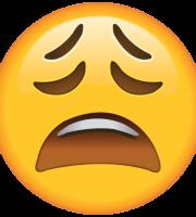 Emoji Cansado