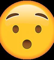 Emoji Espantado