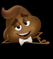 Emoji o Filme - Emoticon Cocô