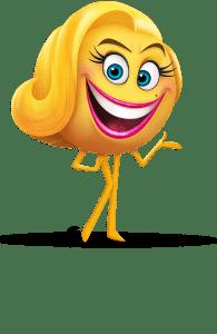 Emoji o Filme - Emoticon Sorriso PNG