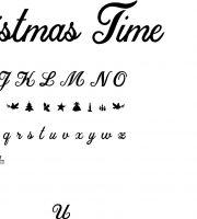 Fonte Christmas Time para Baixar Grátis