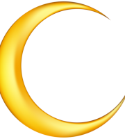 Imagem Lua - Lua Crescente