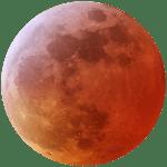 Imagem Lua – Lua Vermelha PNG
