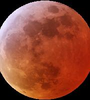 Imagem Lua - Lua Vermelha