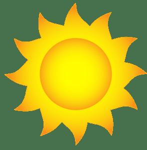 Imagem Sol - Sol Brilhando 7