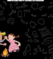 Molde de Festa Junina 11 para Feltro, Eva e Artesanato