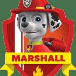 Patrulha Canina – Marshall 6 PNG