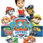 Patrulha Canina – Paw Patrol 4 PNG
