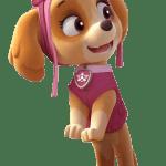 Patrulha Canina – Skye 3 PNG