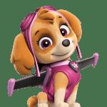 Patrulha Canina – Skye 4 PNG