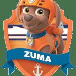Patrulha Canina – Zuma 4 PNG