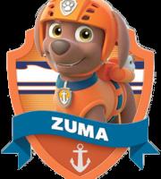 Patrulha Canina - Zuma 4
