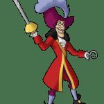 Peter Pan – Capitão Gancho 4 PNG