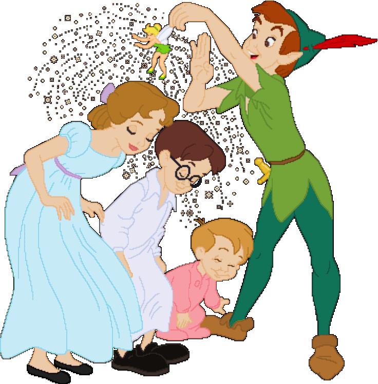 Peter Pan Peter Pan E Sua Turma 2 Png Imagens E Modes Com Br