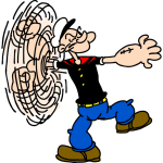 Popeye – Popeye 7 PNG