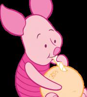Ursinho Pooh - Leitão 2