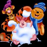 Ursinho Pooh – Turma do Ursinho Pooh 11 PNG
