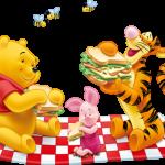 Ursinho Pooh – Turma do Ursinho Pooh 9 PNG