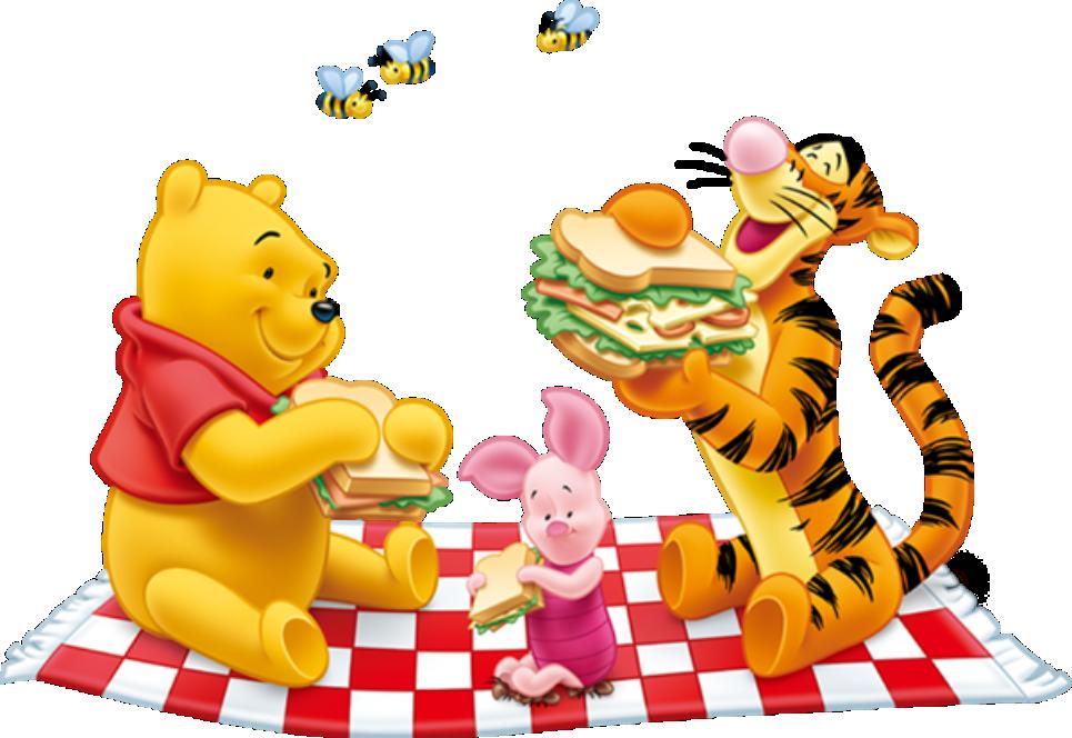 Ursinho Pooh Turma Do Ursinho Pooh 9 Png Imagens E Moldes Com Br