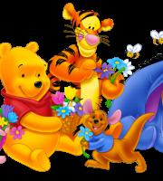 Ursinho Pooh - Turma do Ursinho Pooh