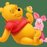 Ursinho Pooh – Ursinho Pooh e Leitão 2 PNG
