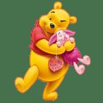 Ursinho Pooh – Ursinho Pooh e Leitão 3 PNG