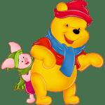 Ursinho Pooh – Ursinho Pooh e Leitão 4 PNG
