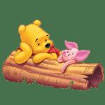 Ursinho Pooh – Ursinho Pooh e Leitão 5 PNG