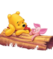 Ursinho Pooh - Ursinho Pooh e Leitão 5