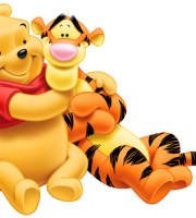 Ursinho Pooh - Ursinho Pooh e Tigrão