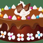 Imagem de Bolos – Bolo de Chocolate PNG