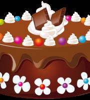 Imagem de Bolos - Bolo de Chocolate PNG