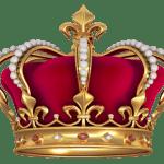Imagem de Coroas – Coroa Vermelha e Dourada