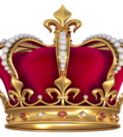 Imagem de Coroas - Coroa Vermelha e Dourada