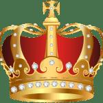 Imagem de Coroas – Coroa Vermelha e Dourada 3