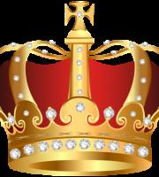 Imagem de Coroas - Coroa Vermelha e Dourada 3