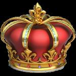 Imagem de Coroas – Coroa Vermelha e Dourada 4